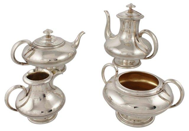 Coffee & Tea Service, 4 Pcs