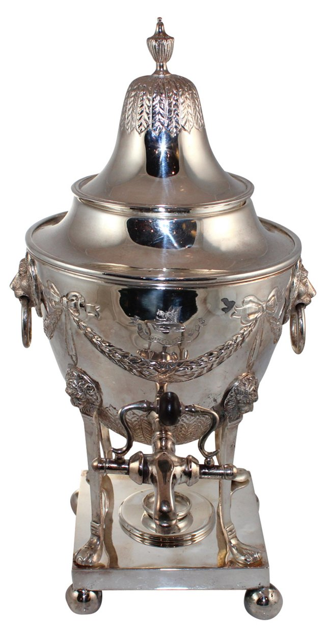 Neoclassical Coffee Urn