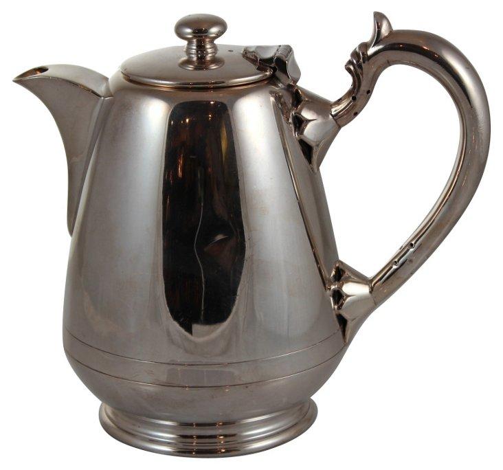 Hotelware Teapot