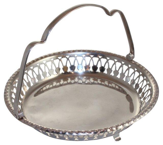 Round Pierced Basket