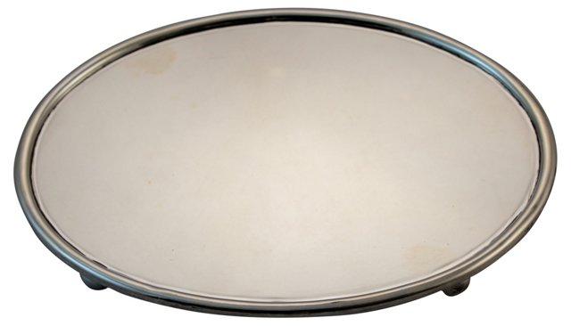 Oval Teapot Stand
