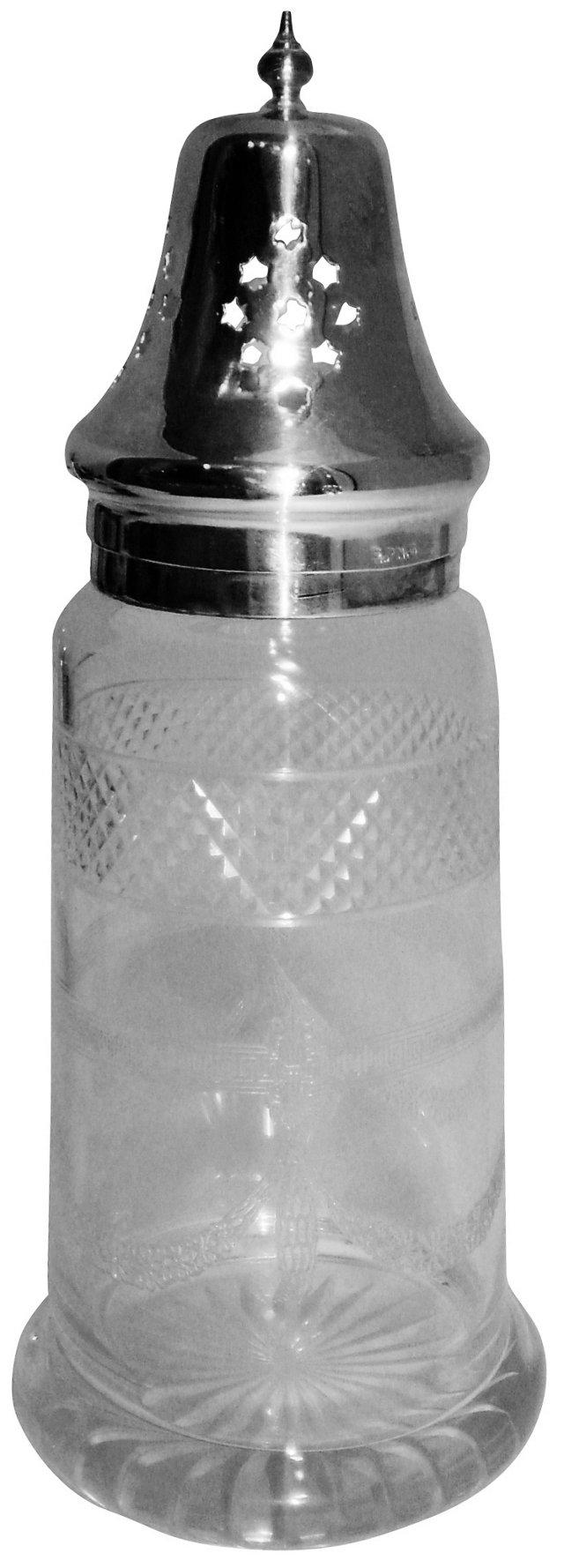 Glass Muffineer