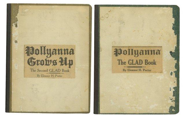 Pollyanna, Newspaper Serial