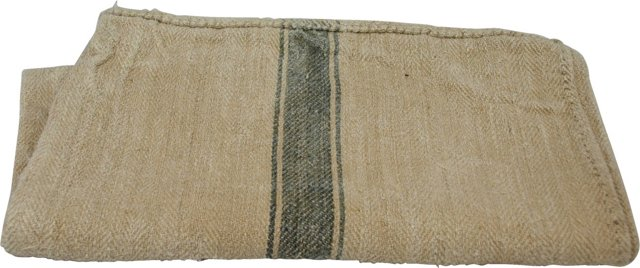 Blue-Striped Grain    Sack