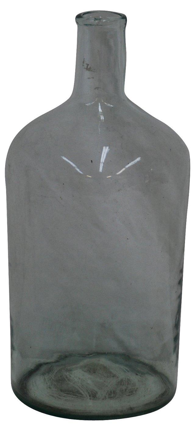 Pale Blue European Bottle