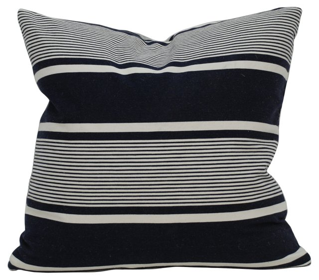 French Ticking  Pillow