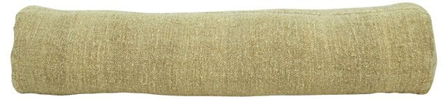 Grain  Sack     Bolster Pillow
