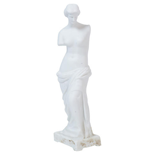 Bisque Figure of Venus Di Milo