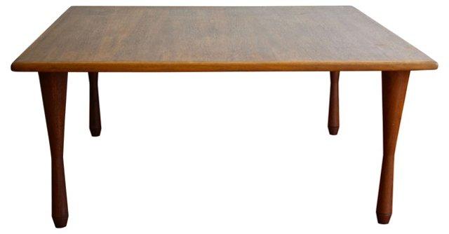 Danish Modern Teak Table