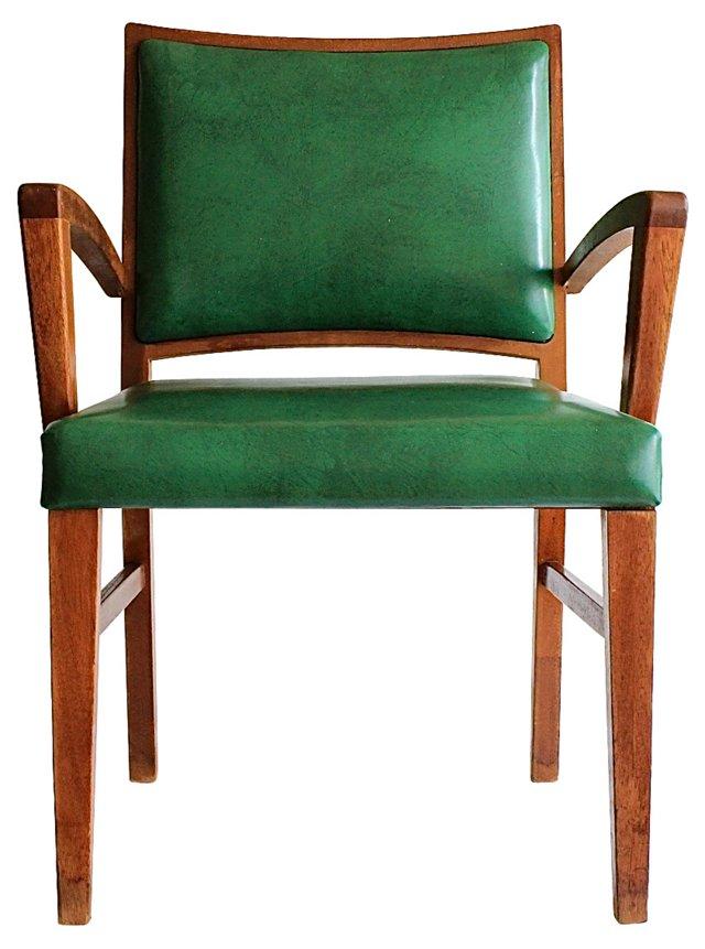 Rosewood Gentleman's Chair