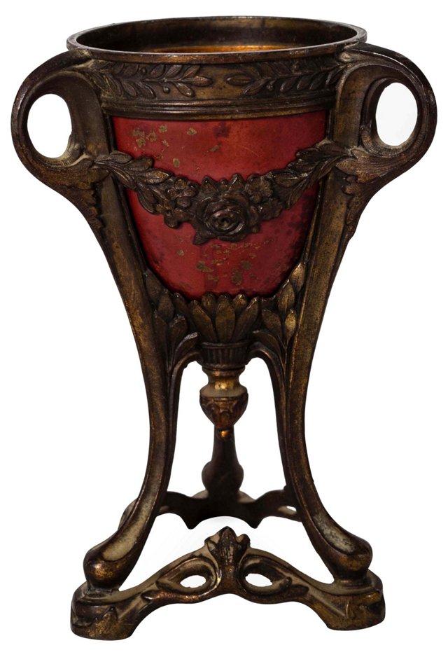 Neoclassical Raised Urn