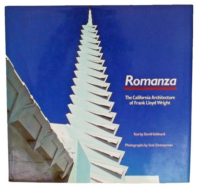 Romanza: Frank Lloyd Wright