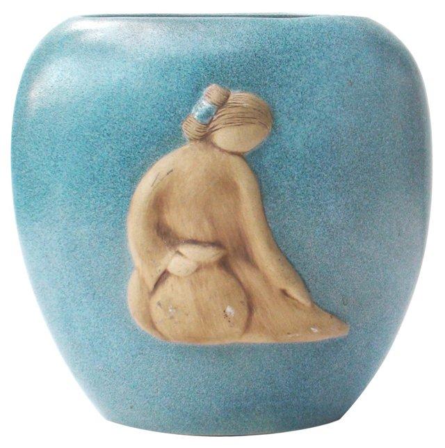 Jack Black Navajo Vase
