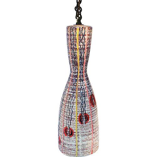 Eyelit Textural Hanging Pendant Lamp