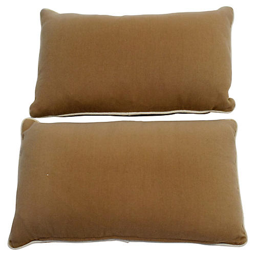 Large Camel Pillows