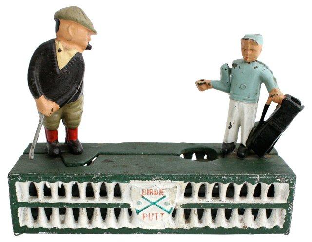 Iron Golf Bank