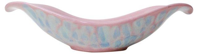 Pink Centerpiece Dish