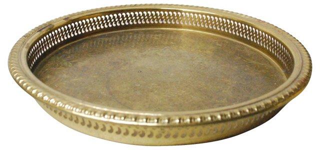 Brass Bar Tray