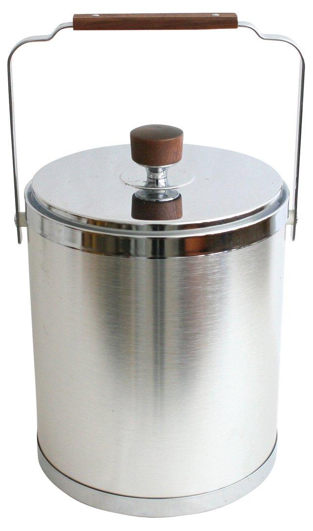 Chrome Ice Bucket