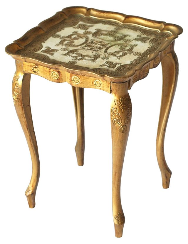 Florentine Side Table
