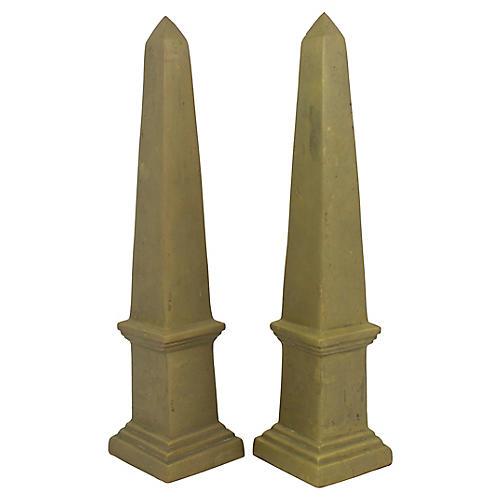Brass Obelisks, Pr