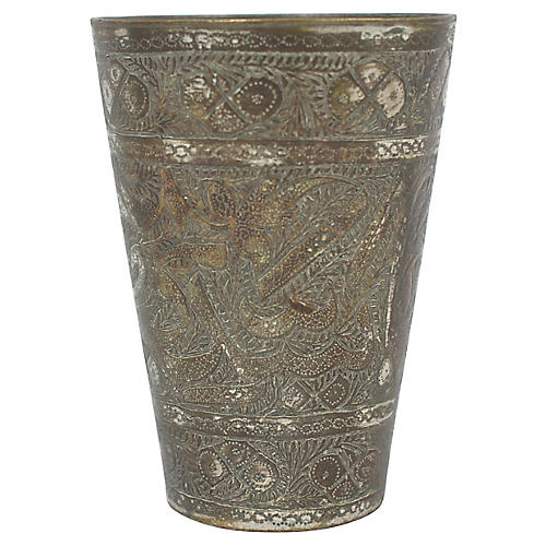 1930s Moroccan Lassi Cup