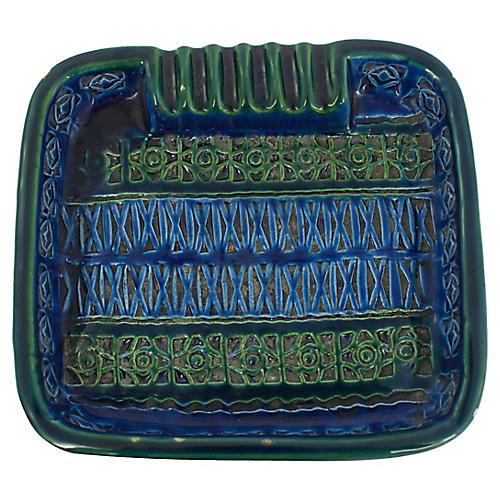 Bitossi Italian Pottery Ashtray