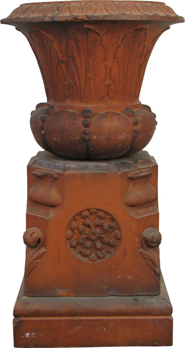 Aesthetic Period Terracotta Planter