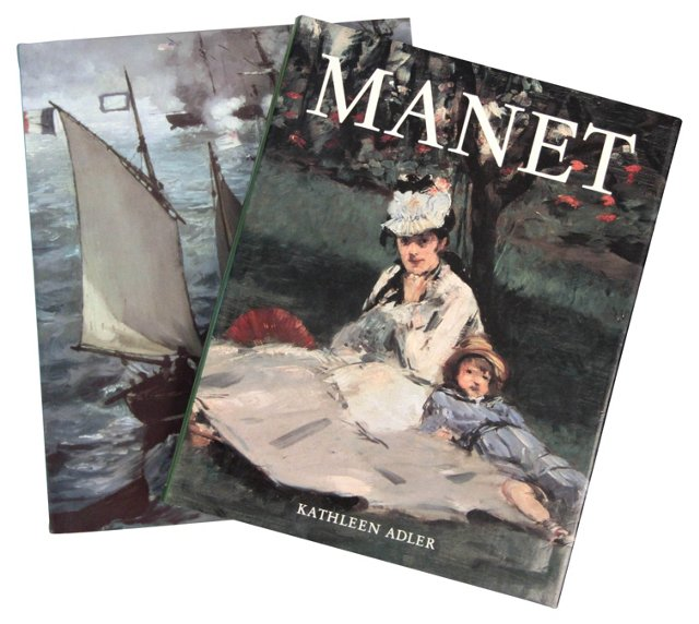 Edouard Manet, Set of 2