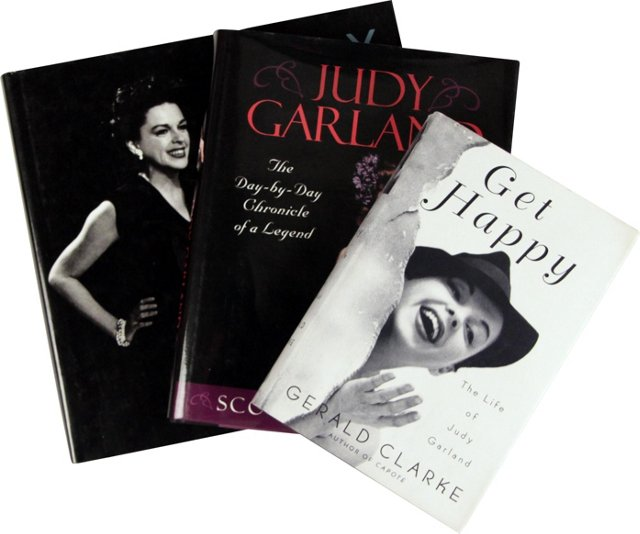 Judy Garland, Set of 3