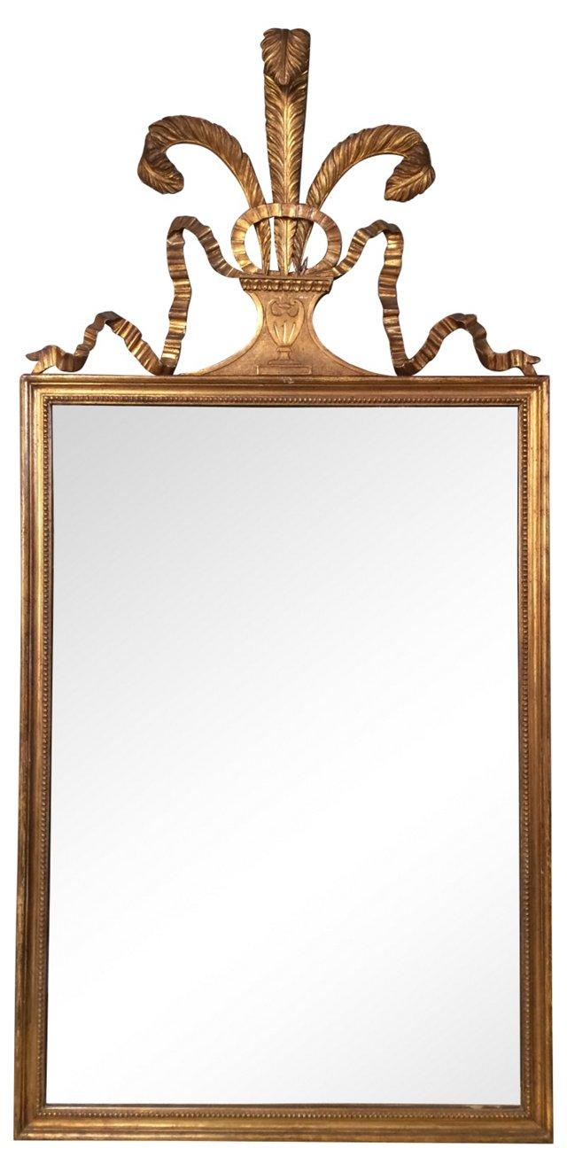 Gilded Italian  Mirror