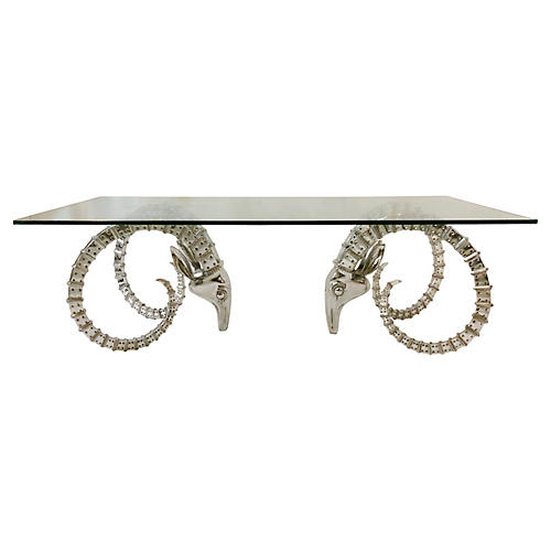 Stainless Ibex Coffee Table