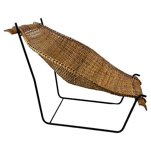 Woven Sling Chair Danny Ho Fong