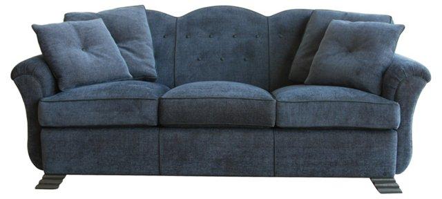 Miss V Sofa by Gina Berschneider