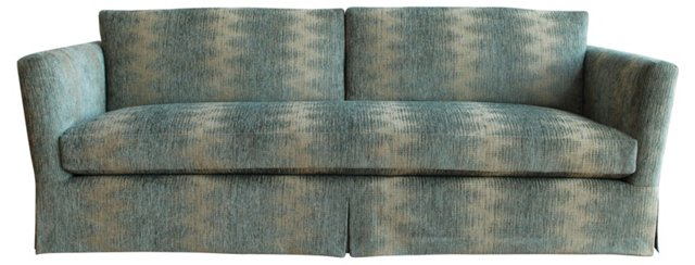 Moses Sofa by Gina Berschneider