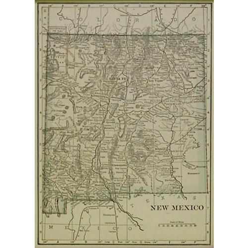 New Mexico, 1919