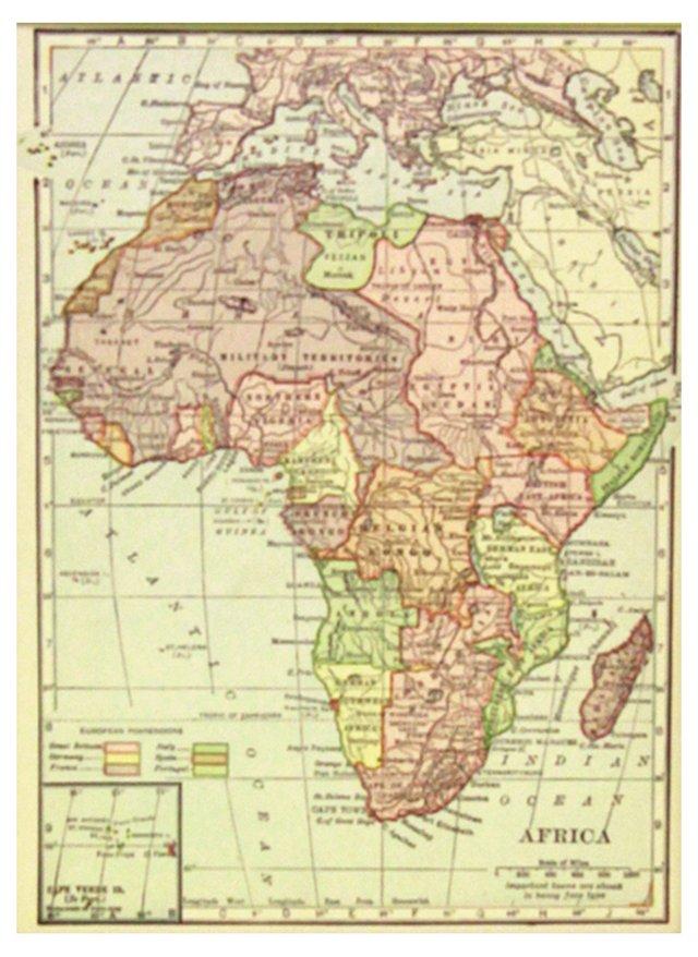 Africa, 1919