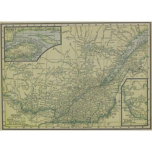 Quebec, 1919