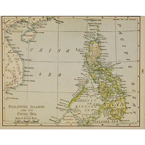 Philippine Islands, 1899