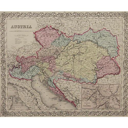 Austria, 1856