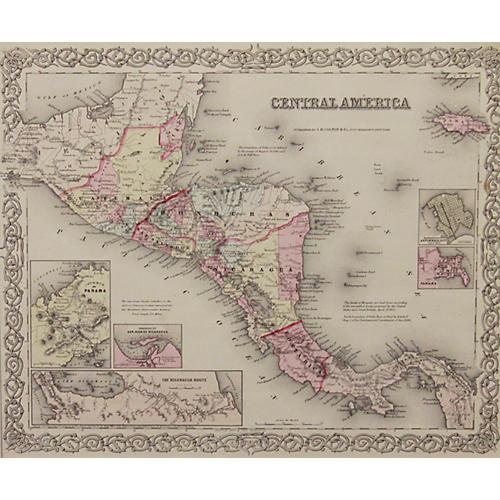 Central America, 1856