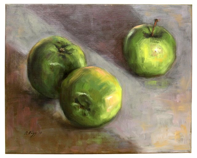 Green Apples Trilogy
