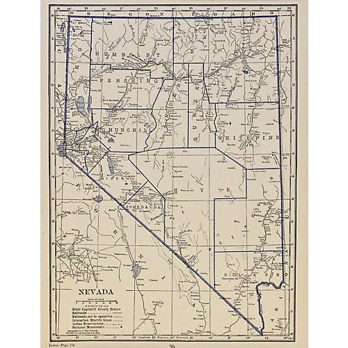 Nevada, 1929