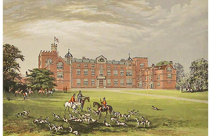 Burton Constable, C. 1880