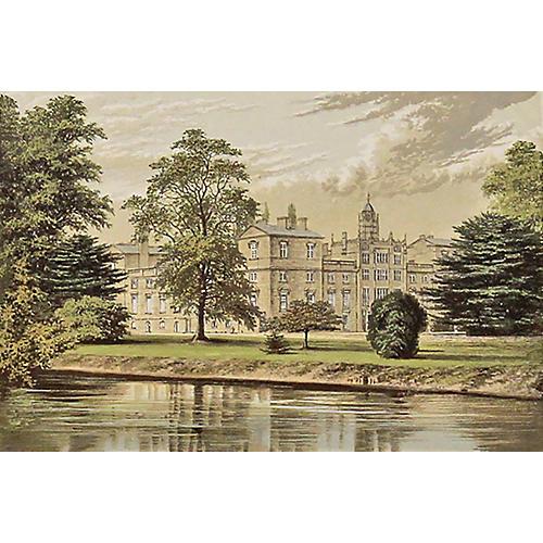 Wilton House, C. 1880