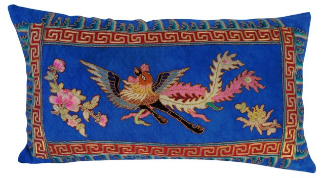 Chinese Opera Robe Pillow