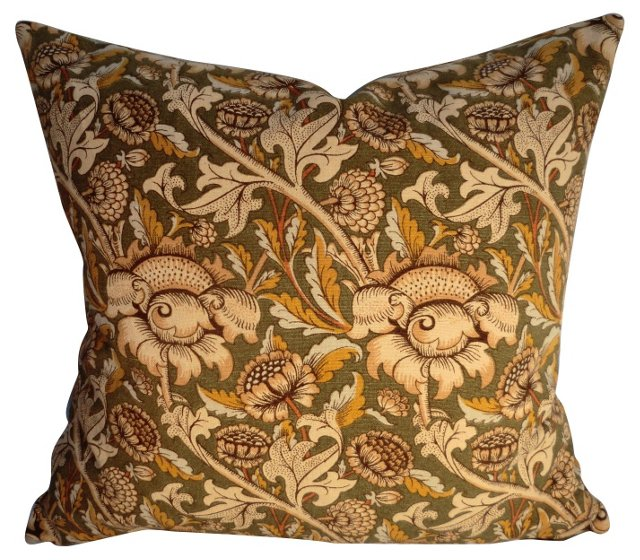 William Morris Liberty Textile Pllow