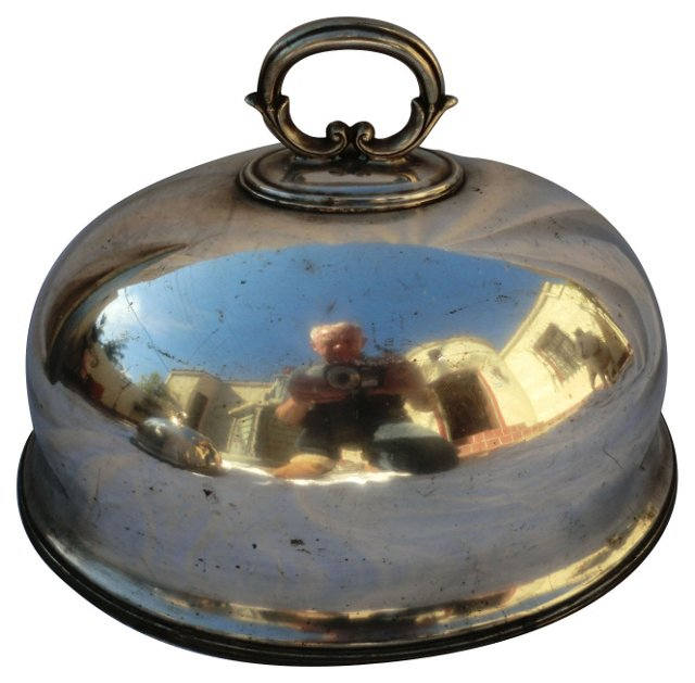 Victorian Serving Dome