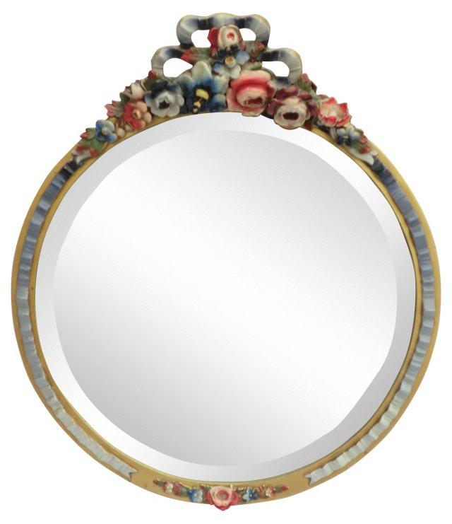 Deco Barbola Mirror