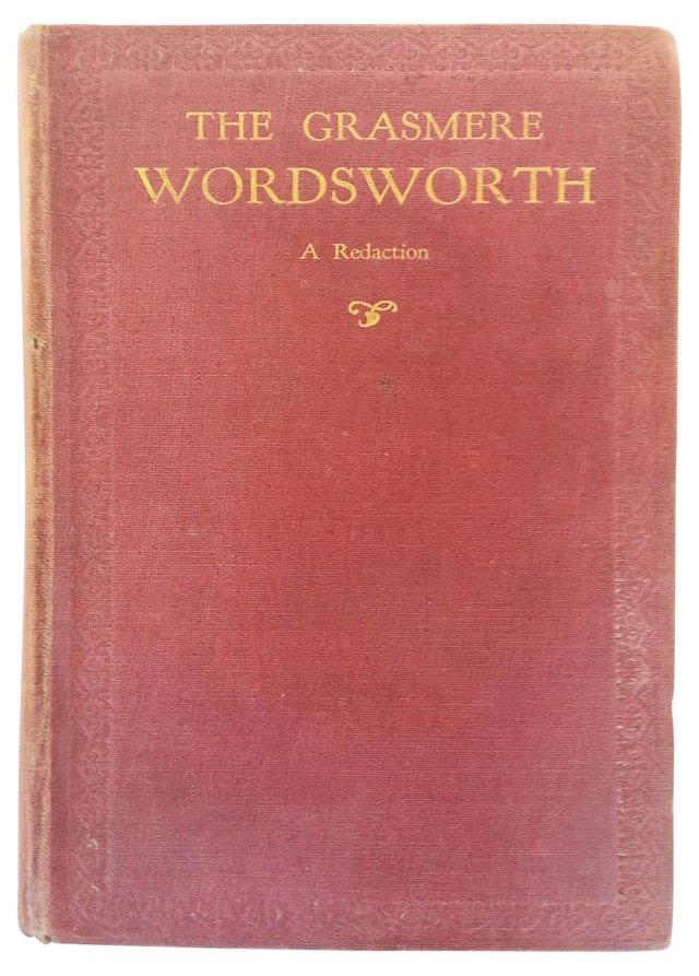 Wordsworth Poetry Book